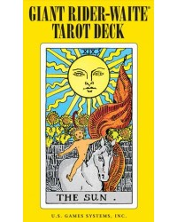 Rider-Waite Giant Tarot Deck All Wicca Magickal Supplies Wiccan Supplies, Wicca Books, Pagan Jewelry, Altar Statues