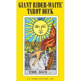 Rider-Waite Giant Tarot Cards