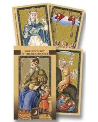 Golden Tarot of the Renaissance Cards All Wicca Store Magickal Supplies Wiccan Supplies, Wicca Books, Pagan Jewelry, Altar Statues