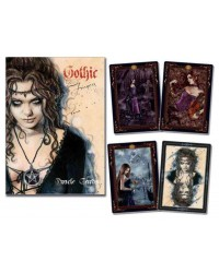 Victoria Frances Gothic Oracle Cards All Wicca Store Magickal Supplies Wiccan Supplies, Wicca Books, Pagan Jewelry, Altar Statues
