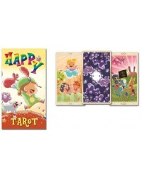 Happy Tarot Colorful Card Deck All Wicca Store Magickal Supplies Wiccan Supplies, Wicca Books, Pagan Jewelry, Altar Statues