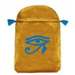 Eye of Horus Satin Bag