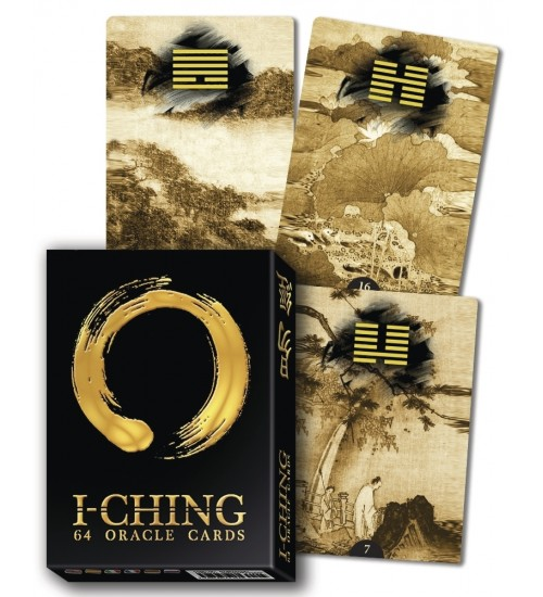 I Ching Oracle Cards at All Wicca Store Magickal Supplies, Wiccan Supplies, Wicca Books, Pagan Jewelry, Altar Statues
