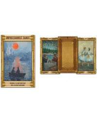 Impressionists Tarot Cards Boxed Kit All Wicca Store Magickal Supplies Wiccan Supplies, Wicca Books, Pagan Jewelry, Altar Statues