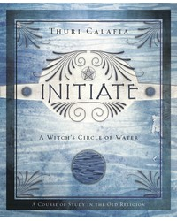 Initiate - A Witch's Circle of Water All Wicca Store Magickal Supplies Wiccan Supplies, Wicca Books, Pagan Jewelry, Altar Statues