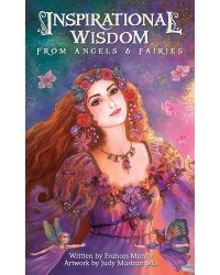 Inspirational Wisdom from Angels & Fairies Cards