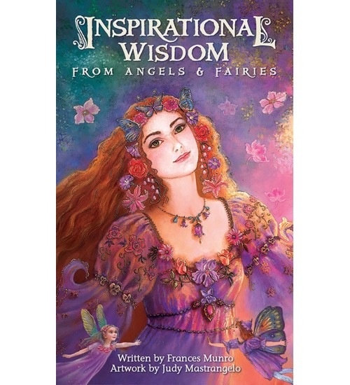 Inspirational Wisdom from Angels & Fairies Cards at All Wicca Store Magickal Supplies, Wiccan Supplies, Wicca Books, Pagan Jewelry, Altar Statues
