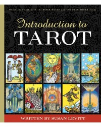 Introduction to Tarot Book All Wicca Store Magickal Supplies Wiccan Supplies, Wicca Books, Pagan Jewelry, Altar Statues