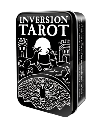 Inversion Tarot Mini Cards in a Tin
