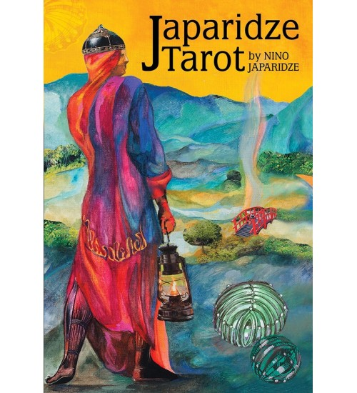 Japaridze Tarot Cards at All Wicca Store Magickal Supplies, Wiccan Supplies, Wicca Books, Pagan Jewelry, Altar Statues
