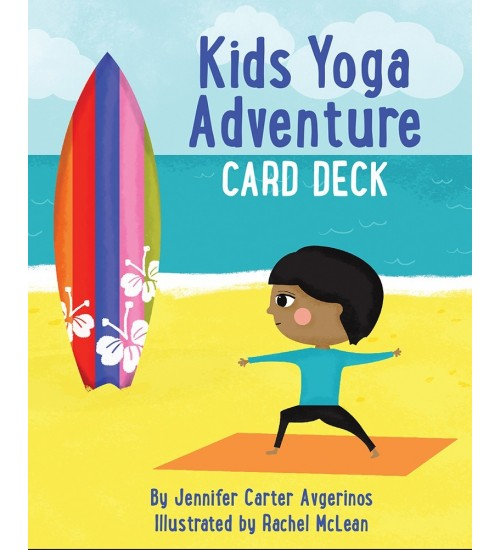 Kids Yoga Adventure Cards at All Wicca Store Magickal Supplies, Wiccan Supplies, Wicca Books, Pagan Jewelry, Altar Statues