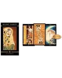 Golden Tarot of Klimt Mini Tarot Card Deck All Wicca Store Magickal Supplies Wiccan Supplies, Wicca Books, Pagan Jewelry, Altar Statues