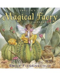 Llewellyn's 2021 Magical Faery Calendar All Wicca Store Magickal Supplies Wiccan Supplies, Wicca Books, Pagan Jewelry, Altar Statues