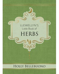 Llewellyn's Little Book of Herbs All Wicca Store Magickal Supplies Wiccan Supplies, Wicca Books, Pagan Jewelry, Altar Statues