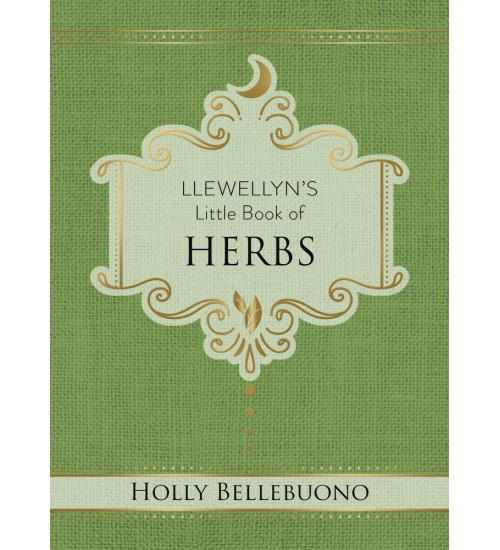 Llewellyn's Little Book of Herbs at All Wicca Store Magickal Supplies, Wiccan Supplies, Wicca Books, Pagan Jewelry, Altar Statues