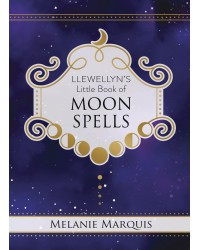 Llewellyn's Little Book of Moon Spells All Wicca Store Magickal Supplies Wiccan Supplies, Wicca Books, Pagan Jewelry, Altar Statues
