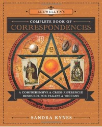 Llewellyn's Complete Book of Correspondences All Wicca Store Magickal Supplies Wiccan Supplies, Wicca Books, Pagan Jewelry, Altar Statues