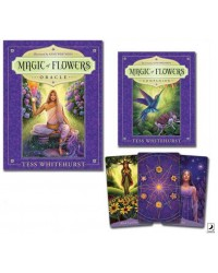 Magic of Flowers Oracle Cards Boxed Set
