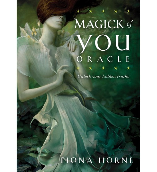 Magick of You Oracle at All Wicca Store Magickal Supplies, Wiccan Supplies, Wicca Books, Pagan Jewelry, Altar Statues