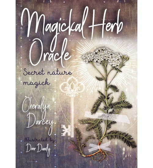 Magickal Herb Oracle at All Wicca Store Magickal Supplies, Wiccan Supplies, Wicca Books, Pagan Jewelry, Altar Statues