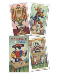 Marseille Cat Tarot Cards All Wicca Store Magickal Supplies Wiccan Supplies, Wicca Books, Pagan Jewelry, Altar Statues