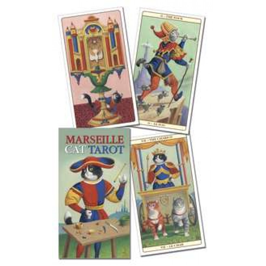 Marseille Cat Tarot Review