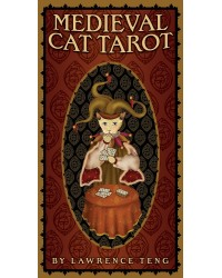 Medieval Cat Tarot Cards All Wicca Store Magickal Supplies Wiccan Supplies, Wicca Books, Pagan Jewelry, Altar Statues
