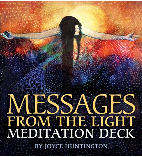 Messages From The Light Meditation Cards at All Wicca Store Magickal Supplies, Wiccan Supplies, Wicca Books, Pagan Jewelry, Altar Statues