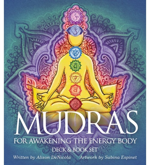 MUDRAS For Awakening The Energy Body Cards at All Wicca Store Magickal Supplies, Wiccan Supplies, Wicca Books, Pagan Jewelry, Altar Statues