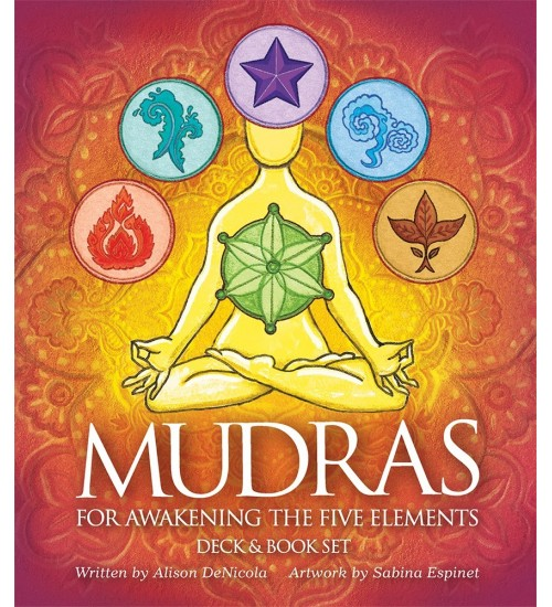 Mudras for Awakening the Five Elements Cards at All Wicca Store Magickal Supplies, Wiccan Supplies, Wicca Books, Pagan Jewelry, Altar Statues