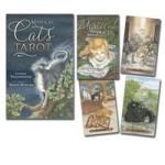 Mystical Cats Tarot Card and Book Set