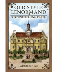 Old Style Lenormand Fortune-Telling Cards All Wicca Store Magickal Supplies Wiccan Supplies, Wicca Books, Pagan Jewelry, Altar Statues