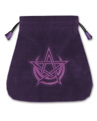 Pagan Moon Velvet Tarot Bag All Wicca Store Magickal Supplies Wiccan Supplies, Wicca Books, Pagan Jewelry, Altar Statues