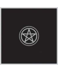 Pentacle Embroidered Black Velvet Cloth All Wicca Store Magickal Supplies Wiccan Supplies, Wicca Books, Pagan Jewelry, Altar Statues
