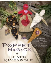 Poppet Magick by Silver Ravenwolf All Wicca Store Magickal Supplies Wiccan Supplies, Wicca Books, Pagan Jewelry, Altar Statues