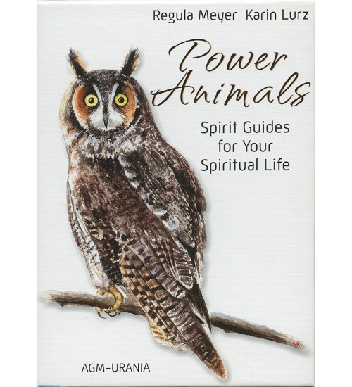 Power Animals Cards at All Wicca Store Magickal Supplies, Wiccan Supplies, Wicca Books, Pagan Jewelry, Altar Statues