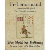 Primal Lenormand Cards - The Game of Hope