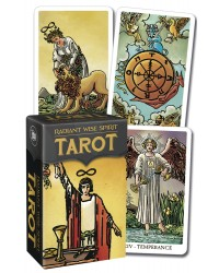 Radiant Wise Spirit Tarot Cards Mini All Wicca Store Magickal Supplies Wiccan Supplies, Wicca Books, Pagan Jewelry, Altar Statues