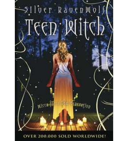 Teen Witch - Wicca for a New Generation Wiccan Book