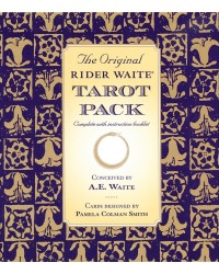 Rider Waite The Original Tarot Pack