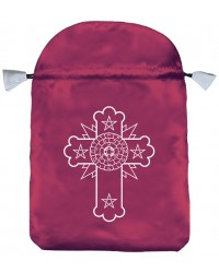 Rosicrucian Satin Bag All Wicca Store Magickal Supplies Wiccan Supplies, Wicca Books, Pagan Jewelry, Altar Statues