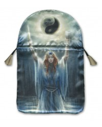 Sacred Priestess Printed Tarot Bag All Wicca Store Magickal Supplies Wiccan Supplies, Wicca Books, Pagan Jewelry, Altar Statues