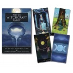 Silver Witchcraft Tarot Cards Kit