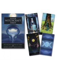 Silver Witchcraft Tarot Cards Kit All Wicca Store Magickal Supplies Wiccan Supplies, Wicca Books, Pagan Jewelry, Altar Statues