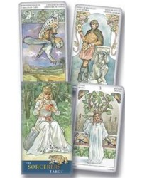Sorcerers Tarot Cards Deck All Wicca Store Magickal Supplies Wiccan Supplies, Wicca Books, Pagan Jewelry, Altar Statues