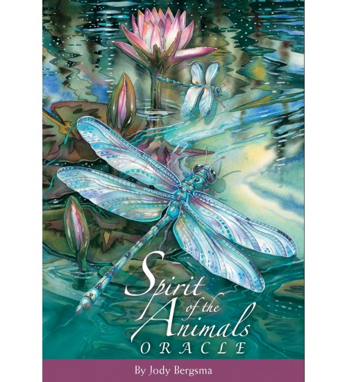Spirit Of The Animals Oracle Cards at All Wicca Store Magickal Supplies, Wiccan Supplies, Wicca Books, Pagan Jewelry, Altar Statues