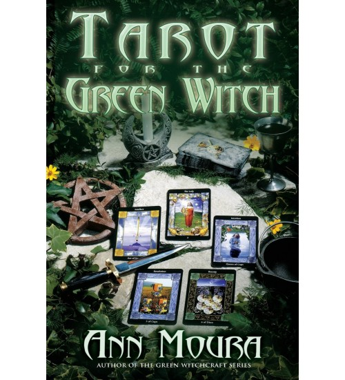 Tarot for the Green Witch at All Wicca Magickal Supplies, Wiccan Supplies, Wicca Books, Pagan Jewelry, Altar Statues