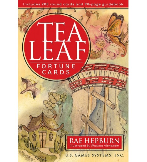 Tea Leaf Fortune Cards at All Wicca Store Magickal Supplies, Wiccan Supplies, Wicca Books, Pagan Jewelry, Altar Statues