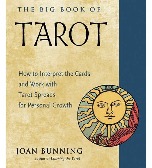 The Big Book of Tarot at All Wicca Store Magickal Supplies, Wiccan Supplies, Wicca Books, Pagan Jewelry, Altar Statues