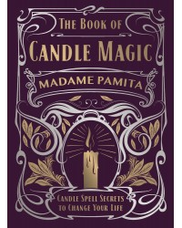The Book of Candle Magic All Wicca Store Magickal Supplies Wiccan Supplies, Wicca Books, Pagan Jewelry, Altar Statues